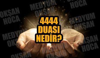 4444 Duası