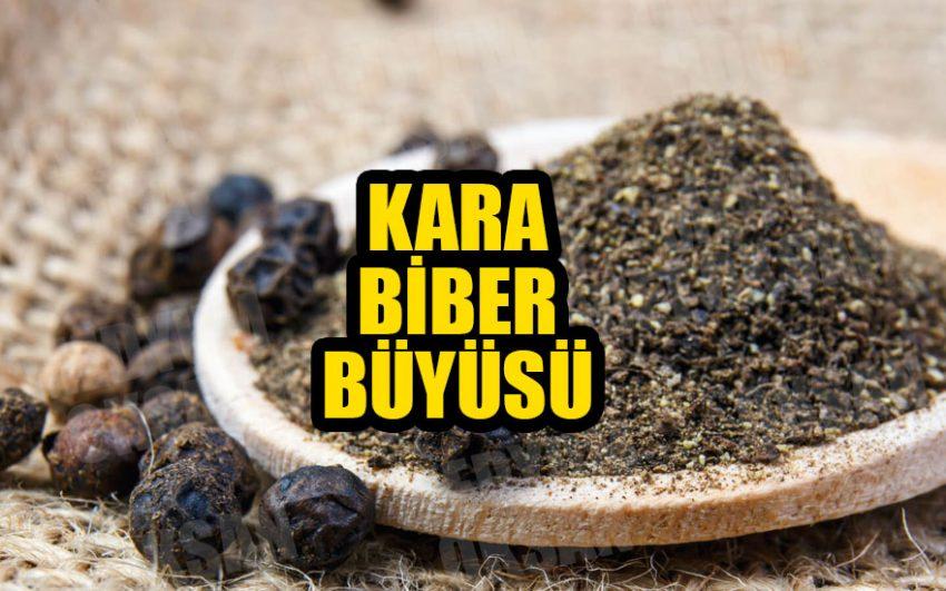 Karabiber Büyüsü